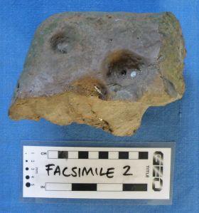 Large quartzite sarsen nodule, 2013