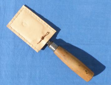 Sash pocket chisel.