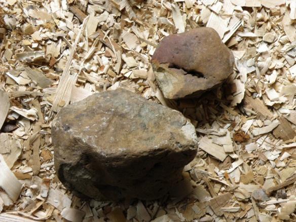 Sarsen hammerstones