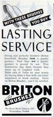 Briton Brushes