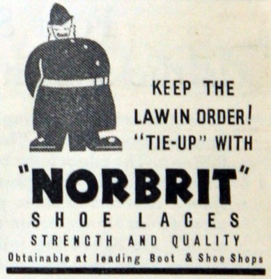 Norbrit Shoelaces
