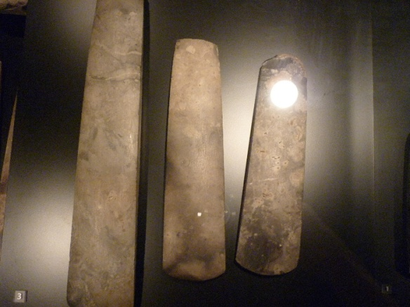 large axe heads